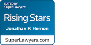 Jonathan Hernon's Texas Rising Stars Badge