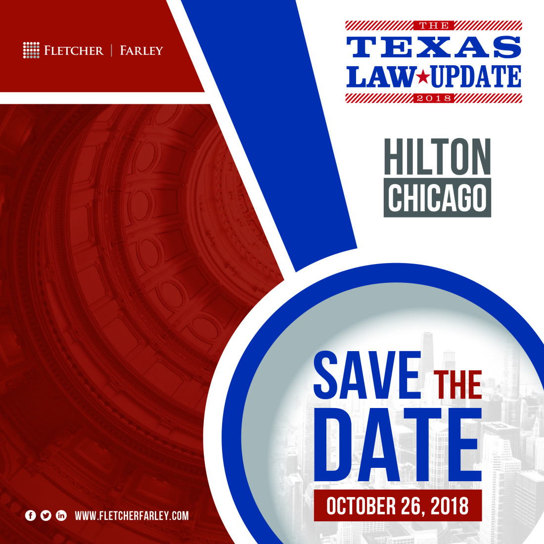 Chicago TLU Save the Date